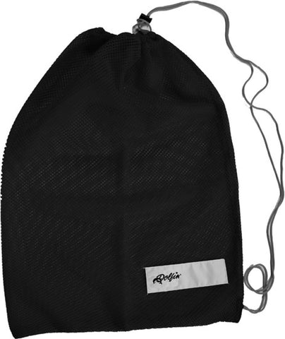 Dolfin Swimwear Mesh Equipment Bag - Black