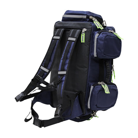 10-121-NVY-PREKEMP USA PREMIUM BLUE LINE TOTAL EMS BAG
