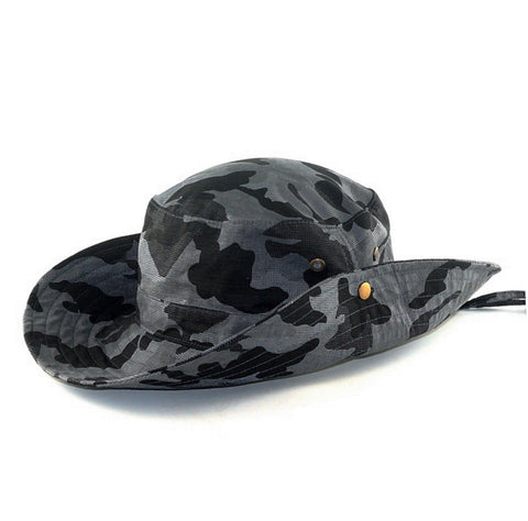 Men's And Women's Outdoor Boonie Cap For Sun Protection