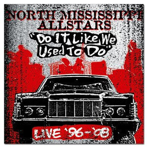NMA - Do It Like We Used To Do LIVE 2 CD/1 DVD package