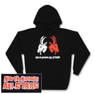 Dueling Goats Hoodie