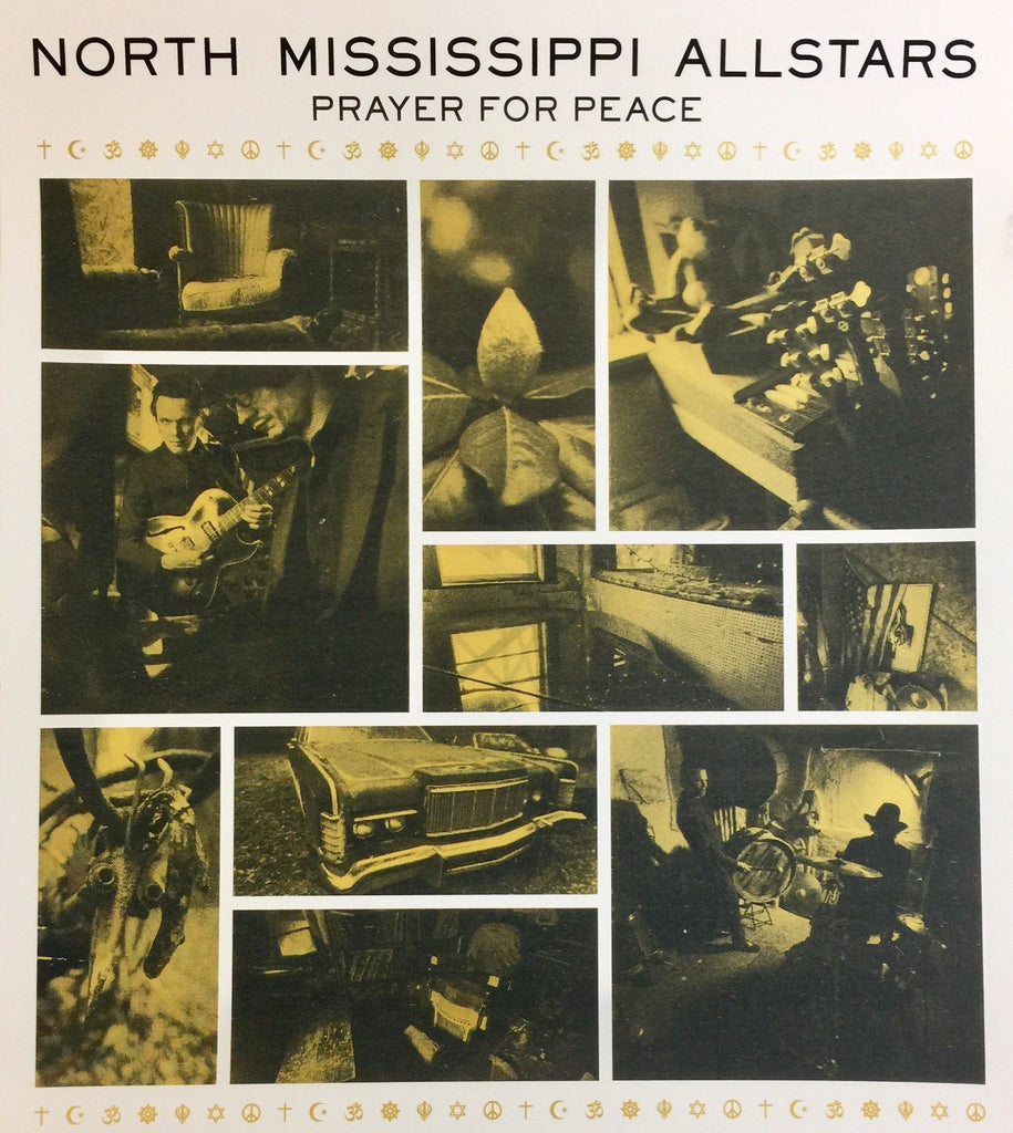 Prayer For Peace Lithograph