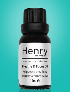 Breathe and Focus Oil