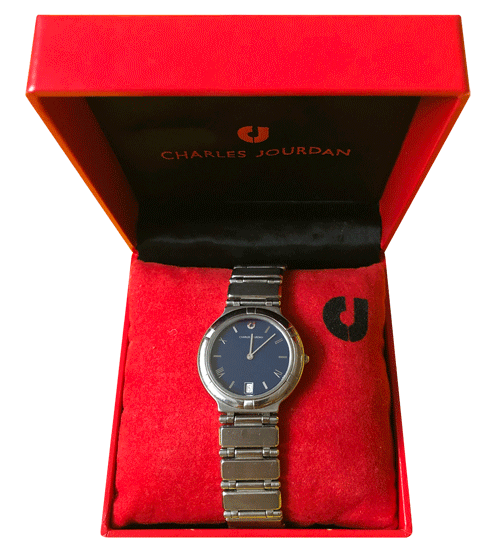 Charles Jourdan Vintage Watches