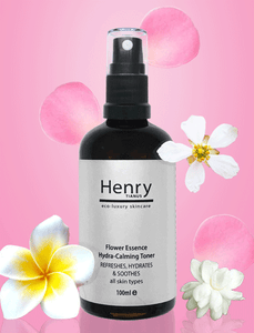 Flower Essence Hydra-Calming Toner