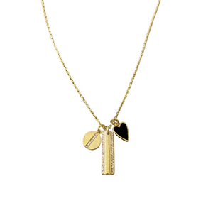 Parker Charm Necklace