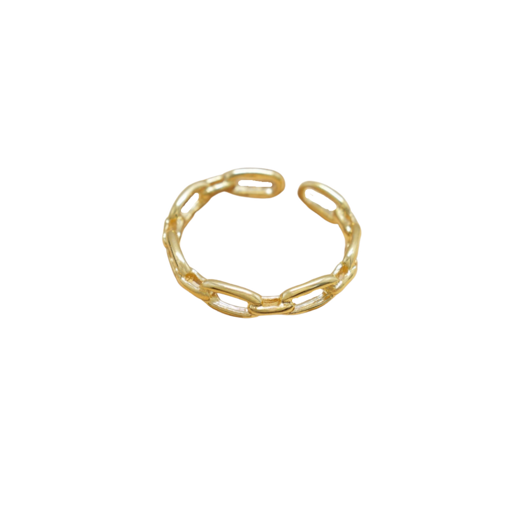 Thin Link Ring