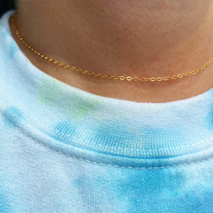 Dainty Gold Filled Necklace