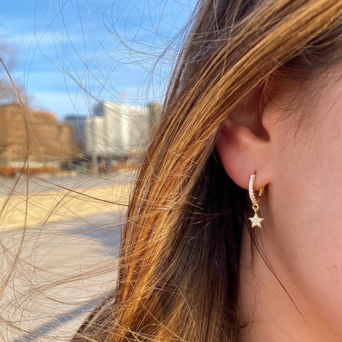 The Riley Earrings
