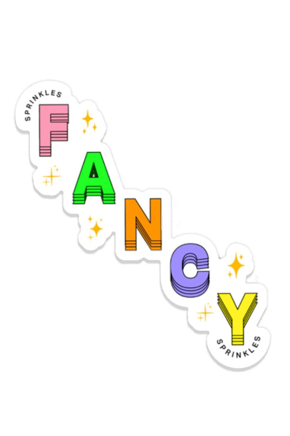 RAINBOW FANCY STICKER