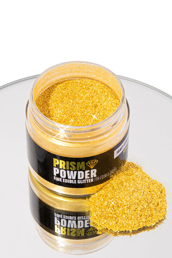JUMBO FOOL'S GOLD PRISM POWDER® - FANCY SPRINKLES