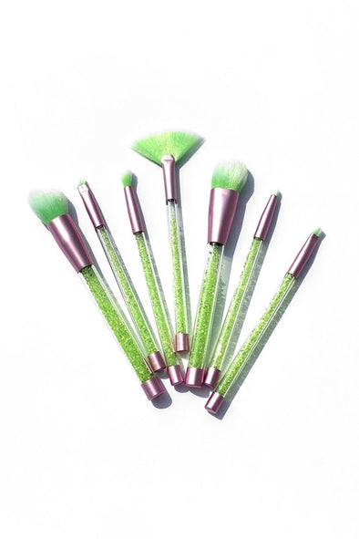 KEY LIME BRUSH SET
