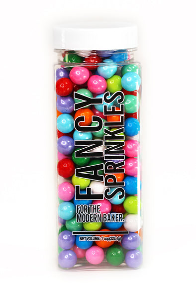 RAINBOW SIXLETS - FANCY SPRINKLES