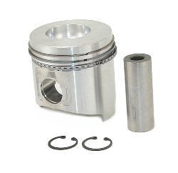 11-9043 Piston w rings std 482 yanmar - appspares