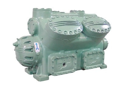 Carrier Carlyle 5H86-394 Compressor, 8 cylinder, superseded by 5H86-A219 factory reman and 5H86-S219 new, ضاغط التبريد, pemampat penyejuk, холодильный компрессор