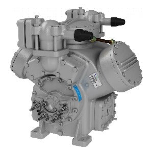 Carrier Carlyle 5H60A219 Compressor-S, open drive, reciprocating, HS code 841430, ضاغط تبريد, pemampat penyejuk, холодильный компрессор, technical drawing