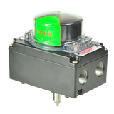 Soldo SFN1200-20W01A3 Limit Switch Box, Drawing Data Sheet 5A @ 28VDC or 250VAC, UV resistant and V0 self extinguish polycarbonate indicator dome, red and green visual position indicator, weather proof IP66/IP67, ambient temperature range: -20+80, aluminum heavy duty body and cover die-cromated, drawing data sheet