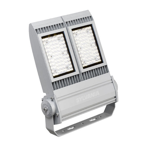 Sylvania 0049125 Exterior LED Floodlight, 30000LM, Wide 4K, 50/60Hz, dimensions 53x69,5x16,5 cm, weight 16 Kg, مصباح, luminaria, прожектор, catalog datasheet