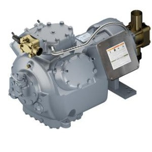 06EA59960A Carrier Compressor, Oil Less, Reciprocating, 40HP, 460V/3/50Hz, Semi-Hermetic, replaces 06EA599600, HS commodity code 841430, ضاغط, pemampat, συμπιεστής