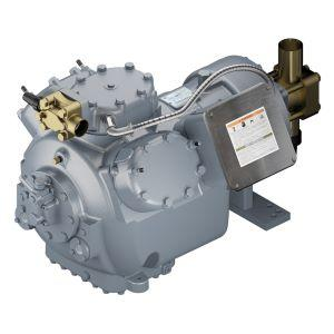 Carlyle 06DM5376BC0650 Compressor, semi-hermetic, 400-460 VAC, 3 phase, 50/60 Hz, R-22, weight 342 lbs, replacement for Carrier model 06DM5376BC0600, ضاغط التبريد, pemampat penyejuk, холодильный компрессор, catalog datasheet