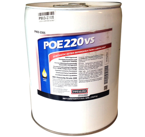 PP47-32 Carrier Synthetic Lubricant Oil, POE220vs Polyolester for industrial Compressor, 5 gal (20L) drum, OEM approved ISO, óleo lubrificante, NSN 9150-01-552-2799, compatible with R-134a, R-410A and R-12, RL220H+, HS Harmonized code 340399, زيت الضاغط, minyak pemampat, компрессорное масло