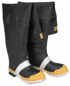 11451 Honeywell Storm Hip Boot Rubber, NFPA 1971, 2007 Edition, for Structural Fire Fighting, Wool felt Lining, الورك، بوتس, இடுப்பு பூட்ஸ்