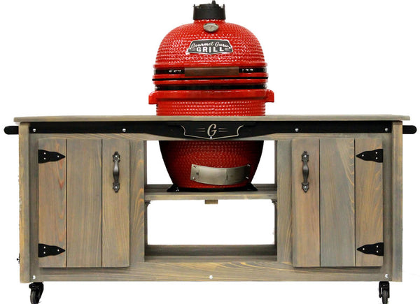 Gourmet Guru Kamado Grill Overview & Features