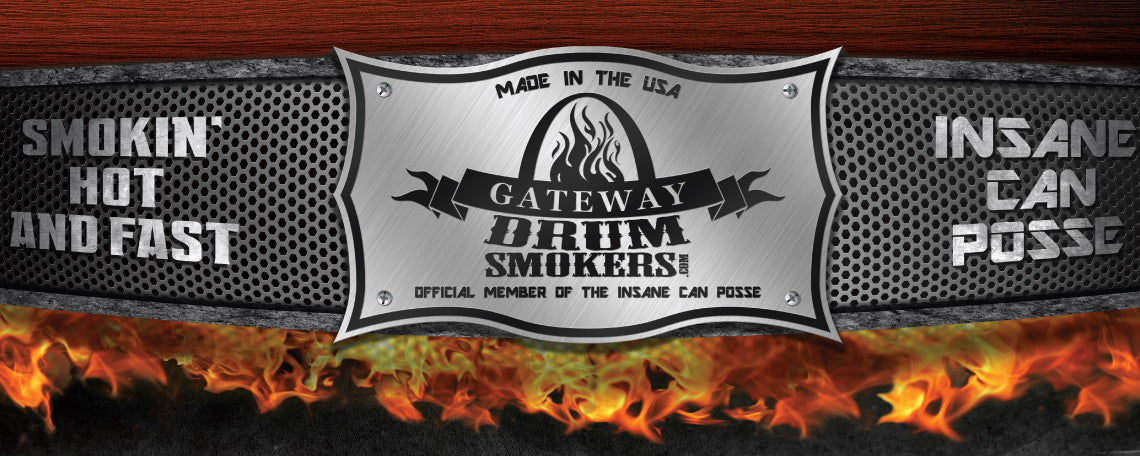 Gateway Drum Smokers Large Logo