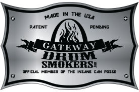 Gateway Drum Smoker Logo