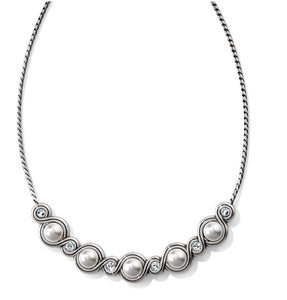 Brighton Infinity Pearl Necklace JL7864