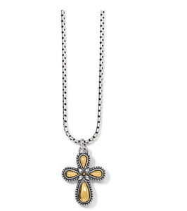 Brighton Grace Cross Necklace J41331