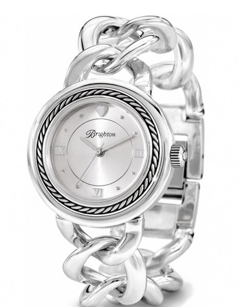 Brighton Silver Modena Watch w40960