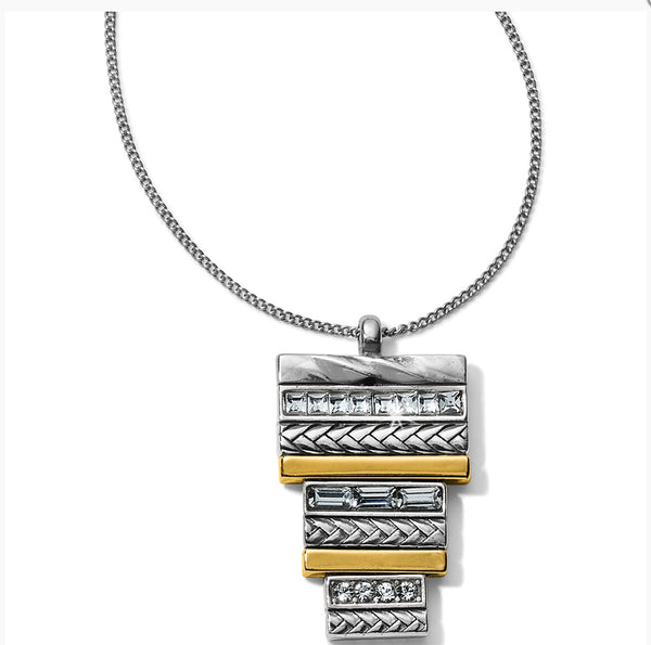 Brighton tapestry cascade necklace jm1483