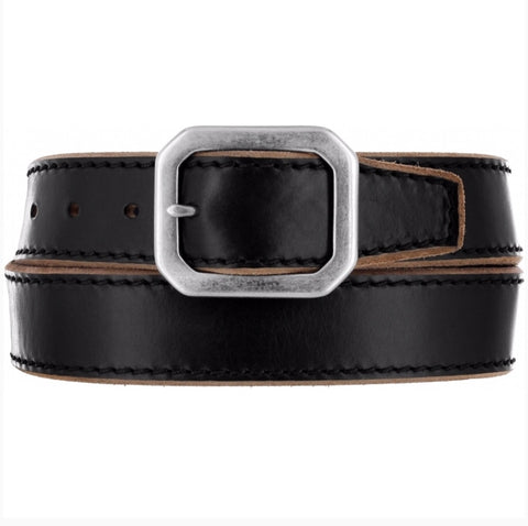 Brighton Garrison Belt in black