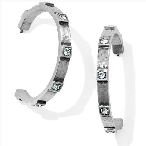 Brighton Meridian Zenith Station Hoop Earrings JA3901