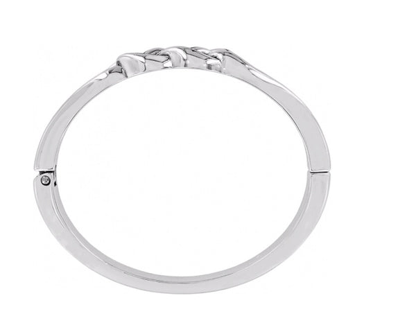Brighton Interlok Hinged Bangle JF0720