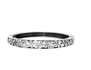 Brighton Elora Hinged Bangle JF3750