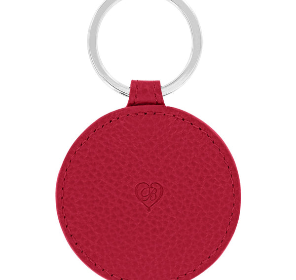 Brighton lipstick Ferrara Leather Fob e1764l