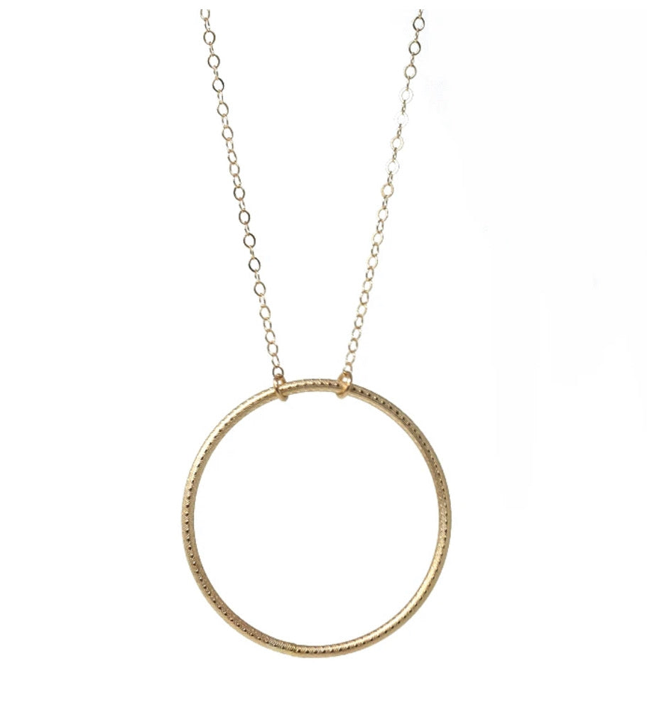 Erin Gray Circle of Love No. 2 Necklace