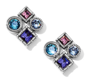 Brighton Halo Aurora Post Earrings JA5523