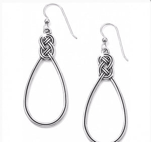Brighton Interlok French Wire Earrings JA0770