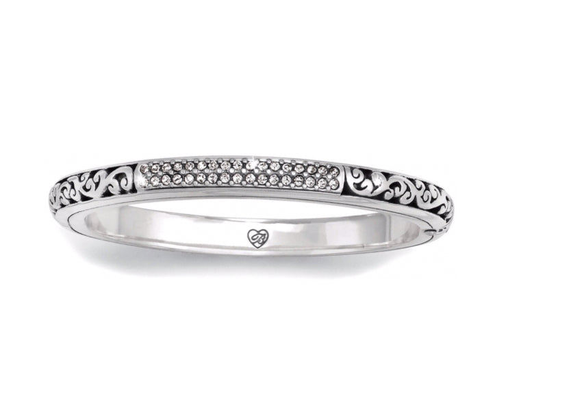 Brighton Sacred Cross Hinged Bangle J38882