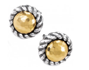 Brighton Gold Magic Mini Post Earrings J20911