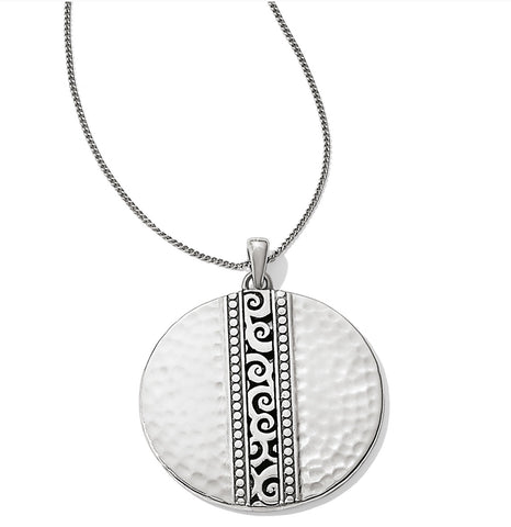 Brighton Mingle Disc Necklace jl8820
