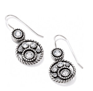 Brighton Halo French Wire Earrings JE9661