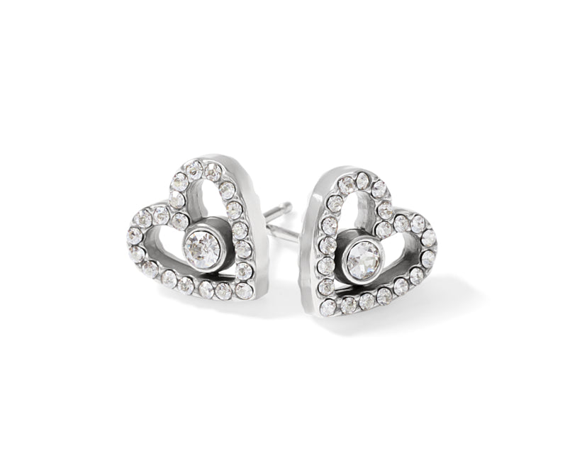 Brighton Illumina Love Post Earrings JA7031