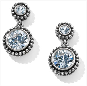 Brighton Twinkle Duo Post Drop Earrings JA4301