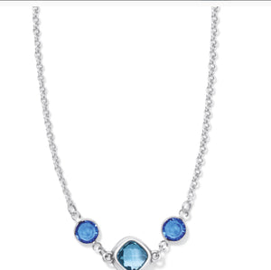 Brighton Elora Gems Sky Short Necklace JM4193