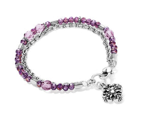 Brighton Gleam On Promise Bracelet JF784C