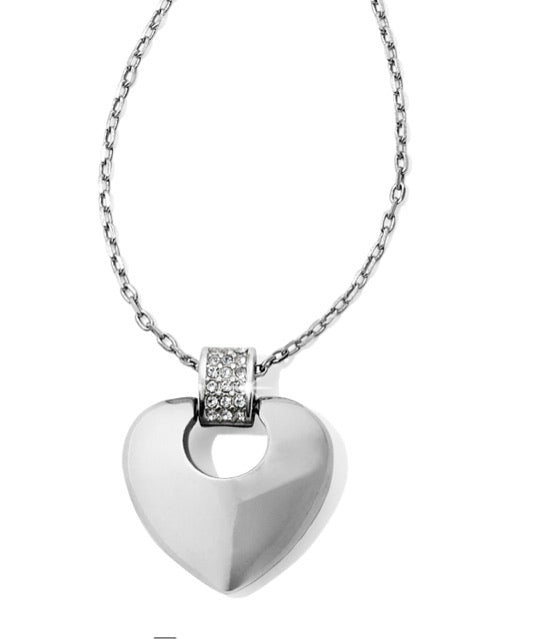 Brighton Meridian Equinox Heart Necklace JM1221